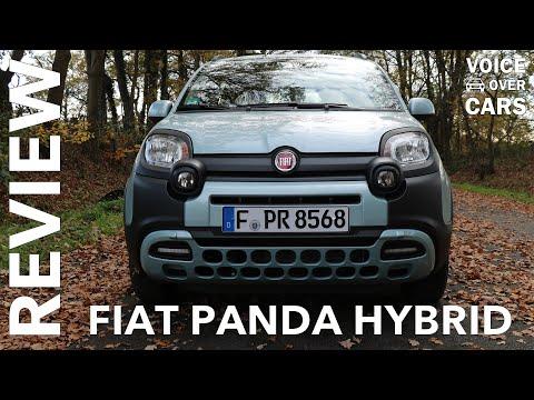 2021 Fiat Panda Hybrid Fahrbericht Test Review Probefahrt Verbrauch Voice over Cars