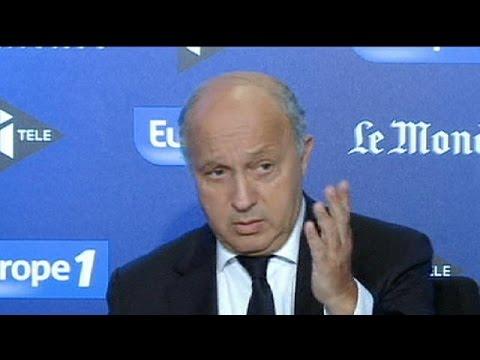 Clandestins/Hongrie : Laurent Fabius condamne la construction d'un mur. MàJ : l'ambassadeur français convoqué à Budapest