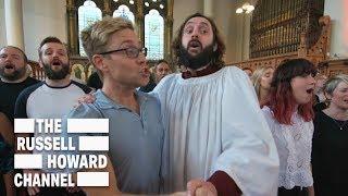 Choir Singing with Joe Wilkinson - The Russell Howard Hour