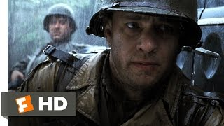 Saving Private Ryan - Sniper In The Tower