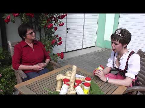 Karpfenland Aischgrund Tourismus TV Folge 2 -  Folge 2 - Krenanbau im Aischgrund
