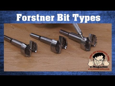 What you need to know about forstner bits