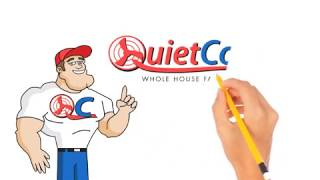 QuietCool Whole House Fans - PUREnergy Inc