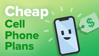 Best Cheap Cell Phone Plans [2020]