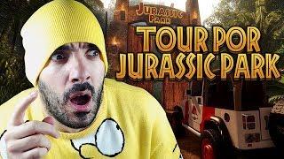 PASEO VIRTUAL POR JURASSIC PARK ⭐️ Jurassic Dream (Tour) | iTownGamePlay