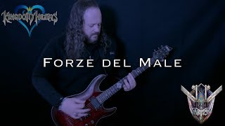 Forze del Male - Kingdom Hearts (Epic Metal Cover)