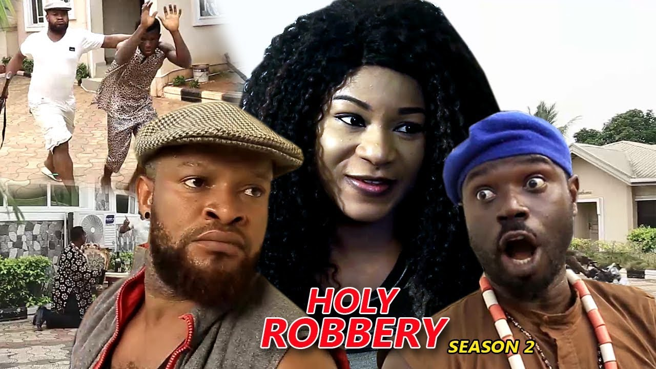 Holy Robbery (2018) (Part 2)