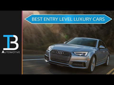 Here Are The Best Entry Level Luxury Sedans - 6 Best Entry Level Luxury Sedans