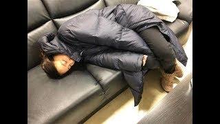 mqdefault - 岡田結実『私のおじさん』ギリギリまで寝ている姿を公開