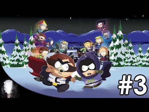 South Park: The Fractured But Whole - # 3 / XmatuliX /