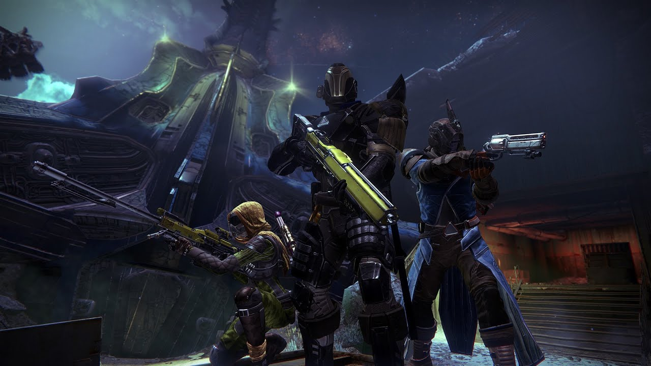New Destiny Trailer: Witness a Strike