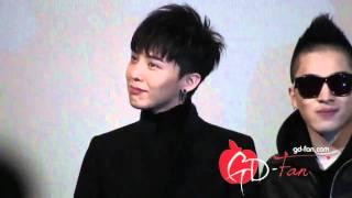 G-Dragon Fancam - 20110128 Bigbang Big Show 2010 in 3D