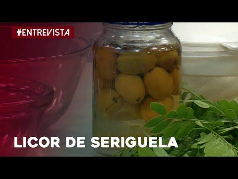 Licor de Seriguela