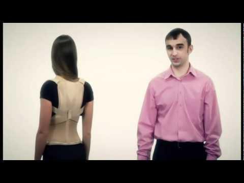 Упражнения для укрепления мышц спины при сутулости видео