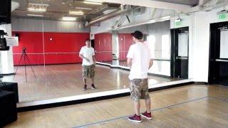 Get ugly - Dance tutorial