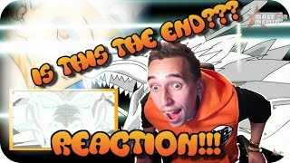 DRAGON FIST FROM THE GODS!!| Goku VS Saitama| HELL FINALE REACTION!!!