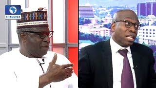 Sowunmi, Fasakin Argue Why Ministers With Corruption Cases Made Buhari's Cabinet