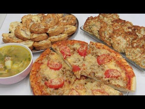 4 блюда ИЗ 1 КГ ФАРША!!! Простые рецепты ИЗ ФАРША на каждый день видео