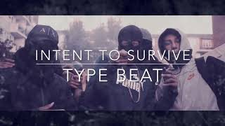 """[SOLD] 1011 / Headie One Type Beat """"Intent to Survive""""   UK Drill Instrumental 2018"""