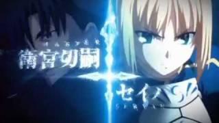 Fate/Zeroトークセッション第1回:衛宮切嗣・セイバー陣営公式