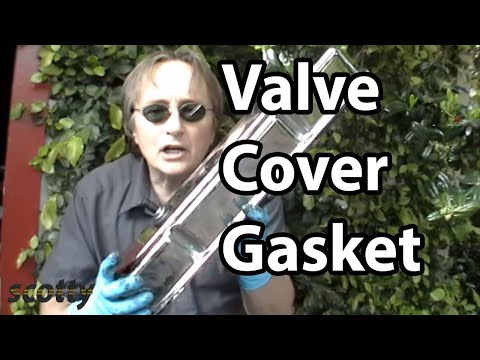 How To Replace A Valve Cover Gasket Mp3