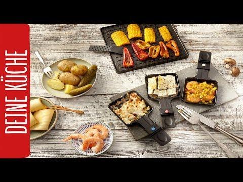 Köstliche Raclette-Variationen zu Silvester | REWE Deine Küche