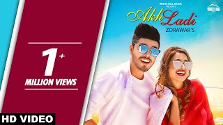 Akh Ladi (Official Video) Zorawar | Latest Punjabi Romantic Song 2019 |  White Hill Music