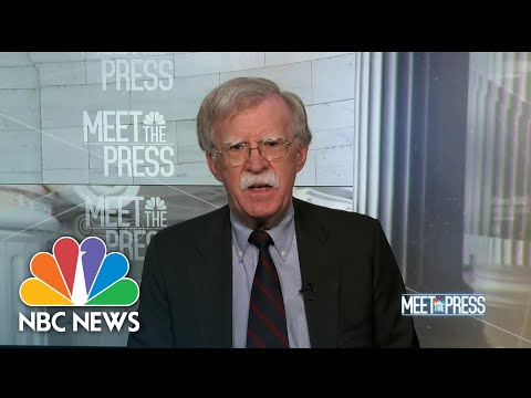 bolton america can recover from one term of donald trump meet the press nbc news