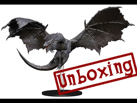 Unboxing: D&D Attack Wing: Silver Dragon