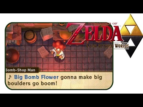 The Legend of Zelda A Link to the Past 3DS Walkthrough - Rupee