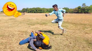 #Comedy Must Watch New Funny Comedy Video 2020 Top New Funny Video || By Bindas Fun Masti...