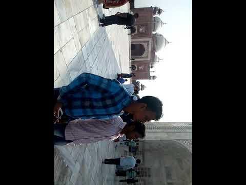 Taj Mahal visiting in summer 2018(4)