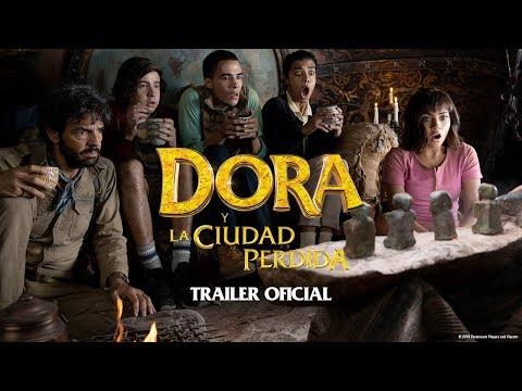 DORA Y LA CIUDAD PERDIDA -  TRAILER A