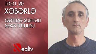 Qətldə şübhəli şəxs tutuldu