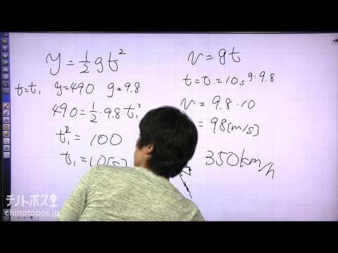 マギーのわくわく物理ランド part3(落体の法則①)