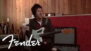 Soul Of Tone | Johnny Marr   Deluxe Reverb® & Super Reverb® | Fender