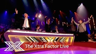Matt and Rylan pick songs for the Judges | The Xtra Factor Live 2016