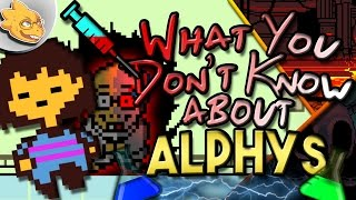 Everything You Didn't Already Know About DR. ALPHYS   Undertale Theory   UNDERLAB