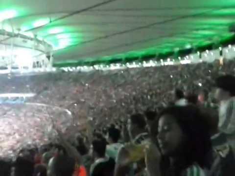 """""""Não vou parar de cantar"""" Barra: O Bravo Ano de 52 • Club: Fluminense"""
