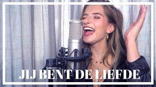 JIJ BENT DE LIEFDE   JULIA VAN BERGEN #Cover