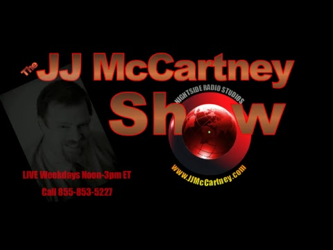 JJ McCartney Show Friday June 23nd 2017 Friday EXTRA + World News Weekly  855-853-5227