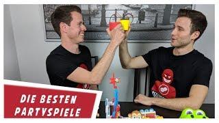 Die besten Partyspiele / Brettspiele / Silvester Special