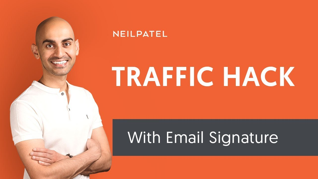 How to Get More Traffic Through Your Email Signature
