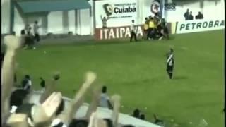 Mixto 2 x 1 Vitória - 1ª fase da Copa do Brasil - Jogo de ida
