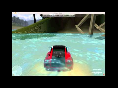 Video of Island Racer Lite