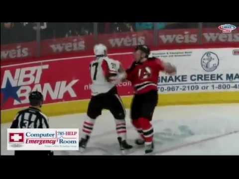 Darren Kramer vs. Cam Janssen