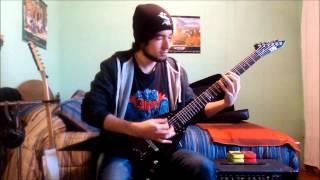 As Blood Runs Black - Hester Prynne Guitar Cover