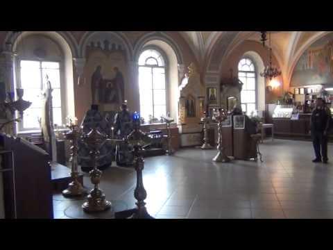 Храм митрофана воронежского москва как добраться
