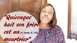 """La méchanceté tue! (Preuves bibliques) STOP aux jalousies, diffamations, """"dénonciations""""..."""