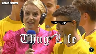 Thug Life από μικρό Αρειανό σε ρεπόρτερ της Nova | Luben TV